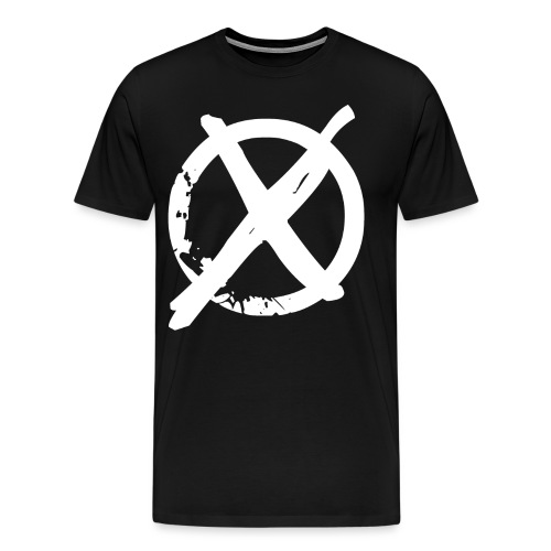 Tony Cole - Classic Straight Edge - Men's Premium T-Shirt