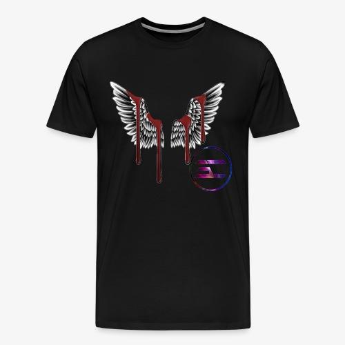 cool wings design - Men's Premium T-Shirt