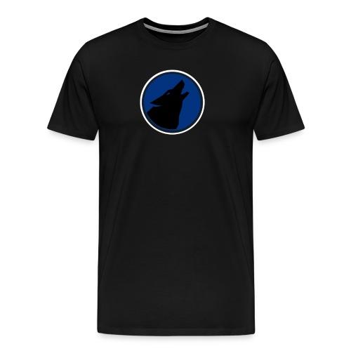 The Wolf's Howl - Original - Men's Premium T-Shirt