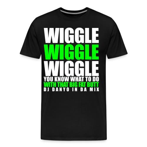 wiggle neu - Männer Premium T-Shirt