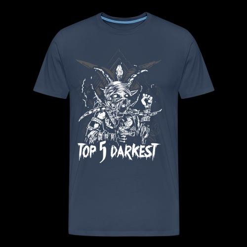 Top 5 Darkest - Men's Premium T-Shirt