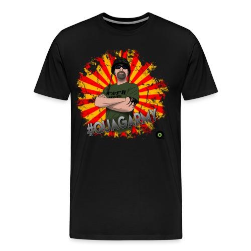 Quag Army - Men's Premium T-Shirt