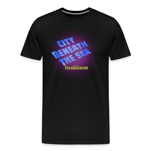 City Beneath The Sea - Men's Premium T-Shirt