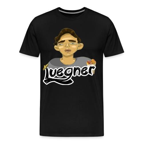 Tula Lügner Shirt png - Männer Premium T-Shirt