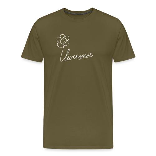 Levensmoe - Mannen Premium T-shirt