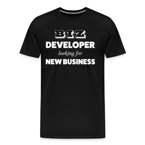 Biz Developer - T-shirt Premium Homme