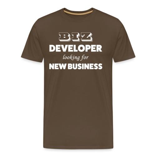 Biz Developer - T-shirt Premium Homme