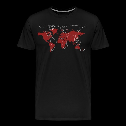 Serie 05   Choose your world - Camiseta premium hombre