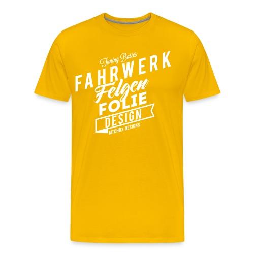 basics - Männer Premium T-Shirt