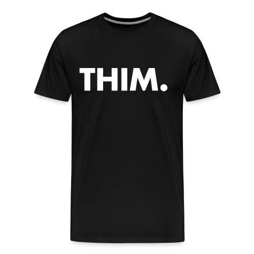 ThimPNg png - Mannen Premium T-shirt