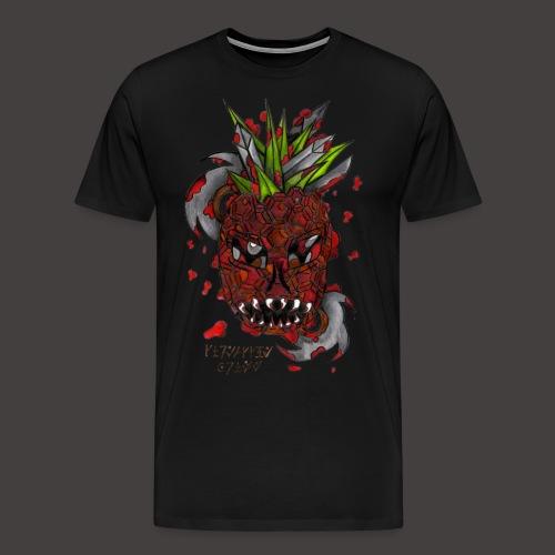 PEEN APPLE KNIFE - T-shirt Premium Homme