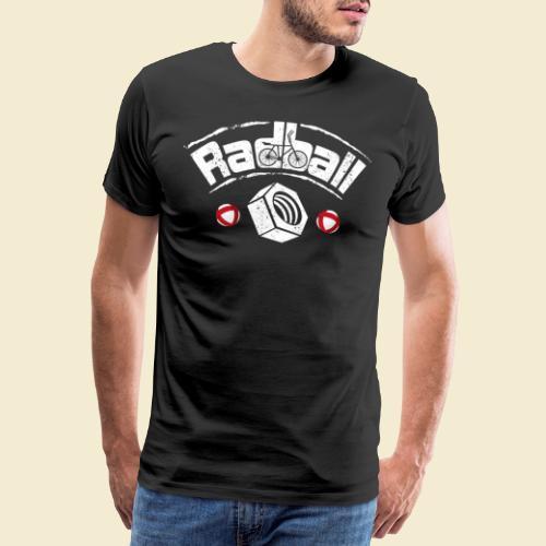 Radball   Mutter - Männer Premium T-Shirt