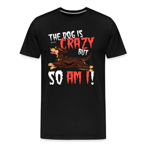 cockercrazy5 - Men's Premium T-Shirt