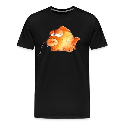 Cooler Fisch - Männer Premium T-Shirt