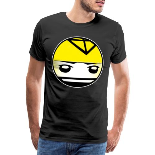 kite Logo T-Shirt - Herre premium T-shirt