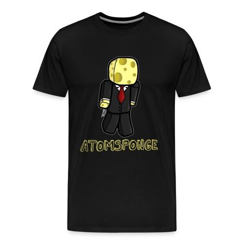 Atomsponge - Männer Premium T-Shirt
