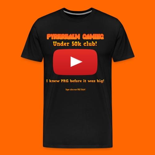 PRG 50k Tshirt - Men's Premium T-Shirt