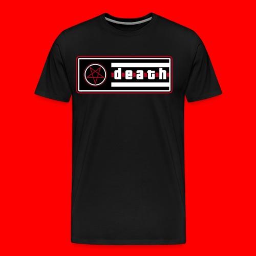 death patch - Men's Premium T-Shirt