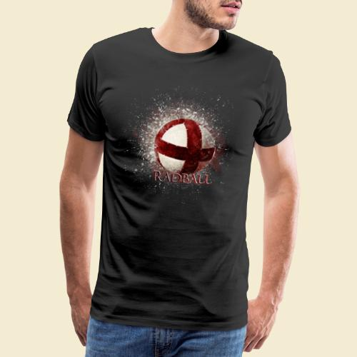 Radball   Ball - Männer Premium T-Shirt