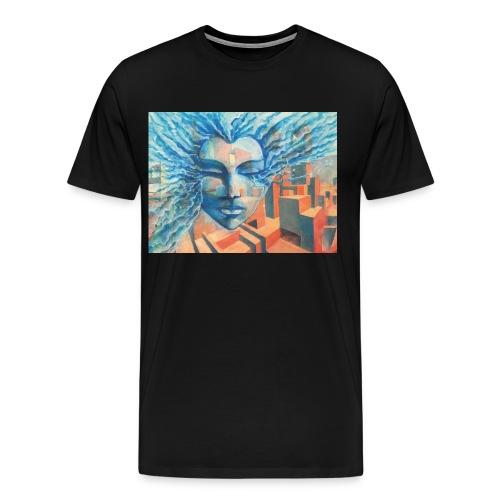 Divagations - T-shirt Premium Homme