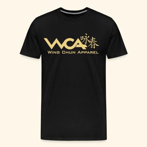 WCA - Logo - Men's Premium T-Shirt