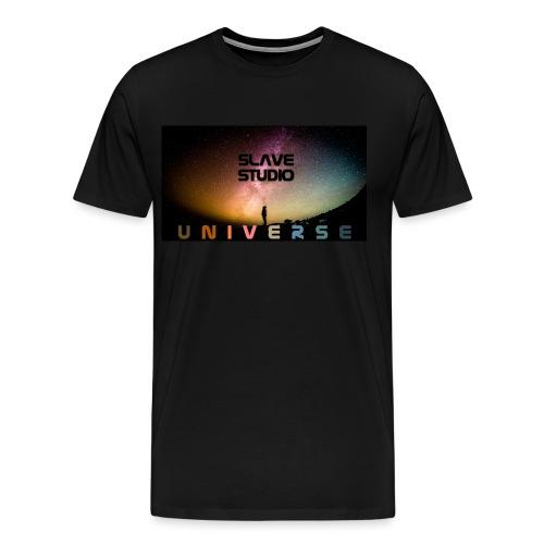 Universe - Maglietta Premium da uomo