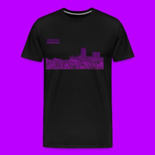 Durfess Wide Landscape - Men's Premium T-Shirt