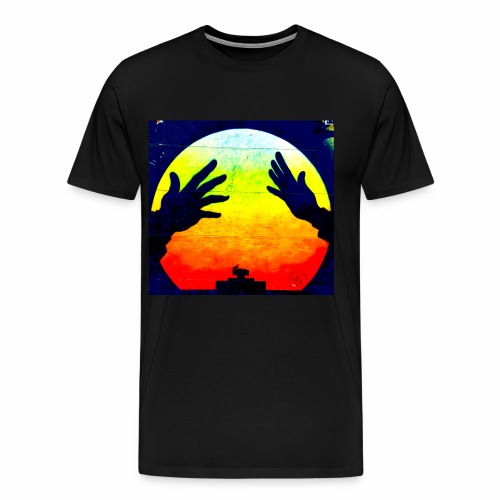 Nuclear Hands - Men's Premium T-Shirt