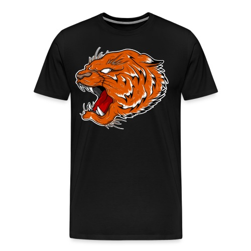 tiger tattoo - Männer Premium T-Shirt
