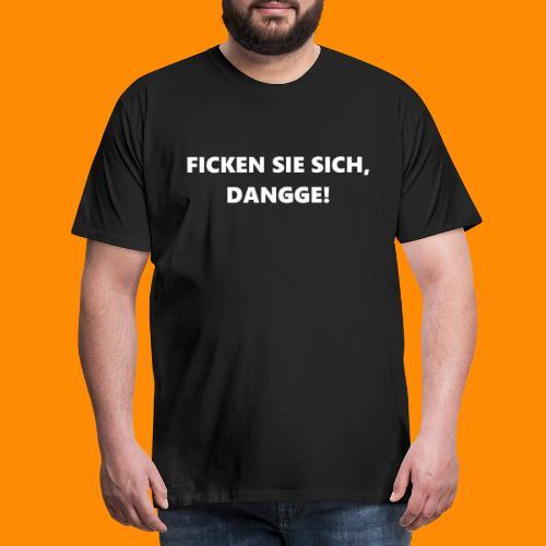 Ficken - Männer Premium T-Shirt