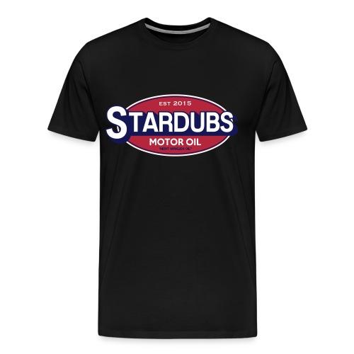 Not really oil - Men's Premium T-Shirt