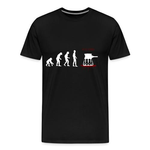 Evoluti...Ops - Maglietta Premium da uomo