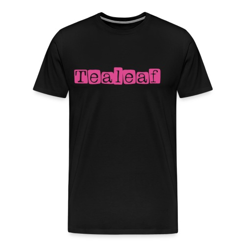 Tealeaf Records Logo - Men's Premium T-Shirt