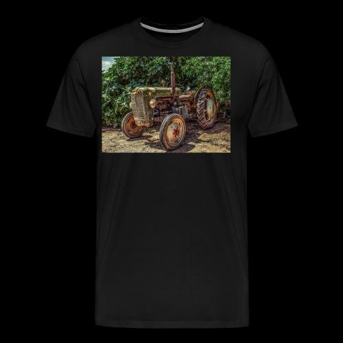 Traktor Oldtimer - Männer Premium T-Shirt