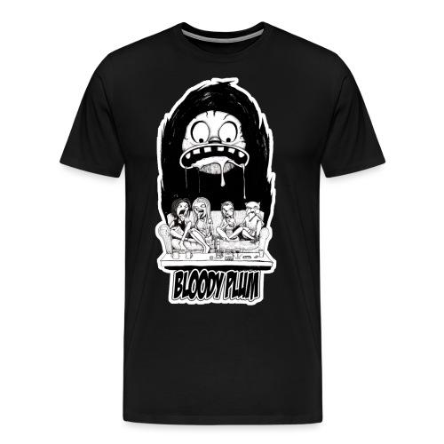 Bloody Plum Drooling - Men's Premium T-Shirt