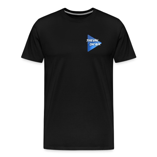Logo TheVal On'Air - T-shirt Premium Homme