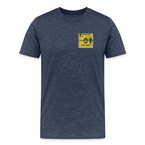 Eek a Mouse Kevin Barry - Men's Premium T-Shirt
