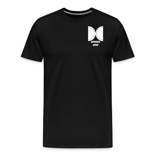 Light logo - T-shirt Premium Homme