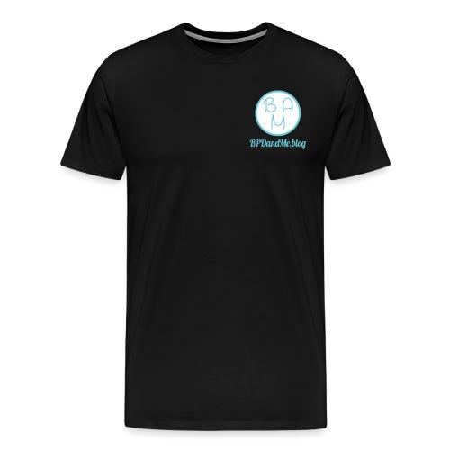 BPDandMe.blog - Men's Premium T-Shirt