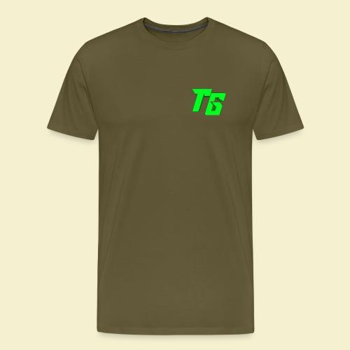 TristanGames logo merchandise - Mannen Premium T-shirt
