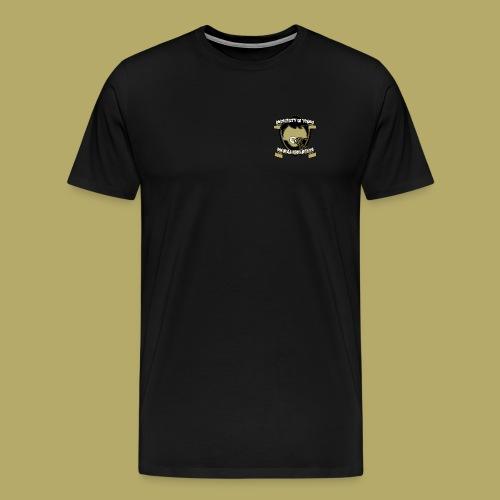 UTU Beaver Hunters - Miesten premium t-paita