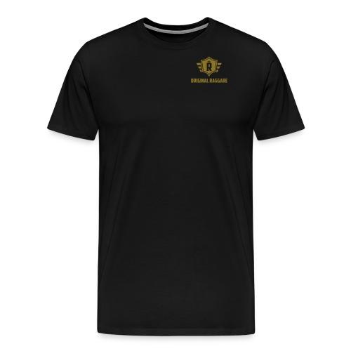 Original raggare t-shirt. - Premium-T-shirt herr
