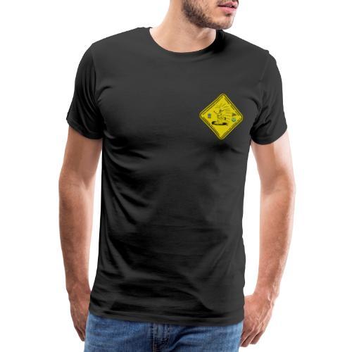 Logo TS Neufahrn 2016 png - Männer Premium T-Shirt