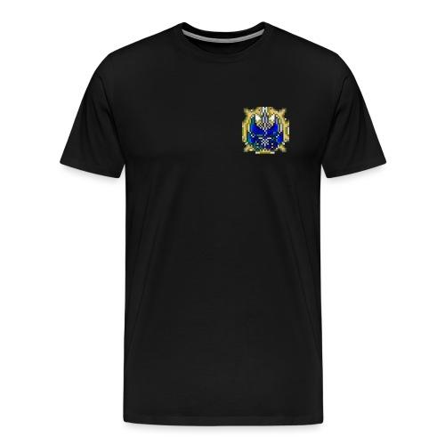 Accel Delta - Männer Premium T-Shirt