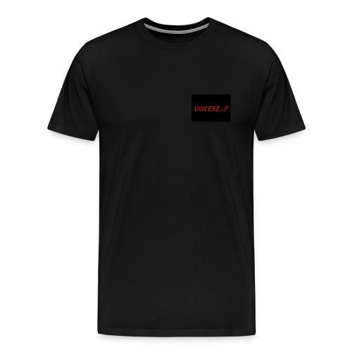 Vincere - Maglietta Premium da uomo
