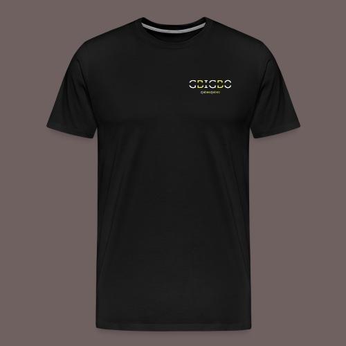 GBIGBO zjebeezjeboo - Retour à l'essentiel - T-shirt Premium Homme