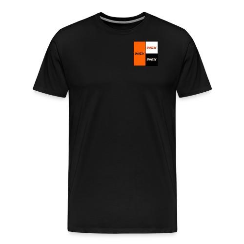 Snazzy - Premium T-skjorte for menn