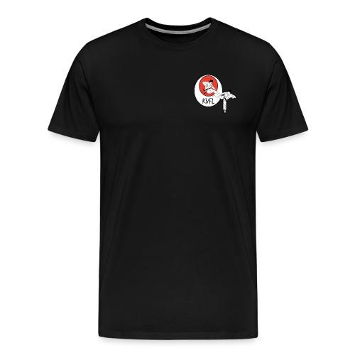 KVFL Logo - Männer Premium T-Shirt