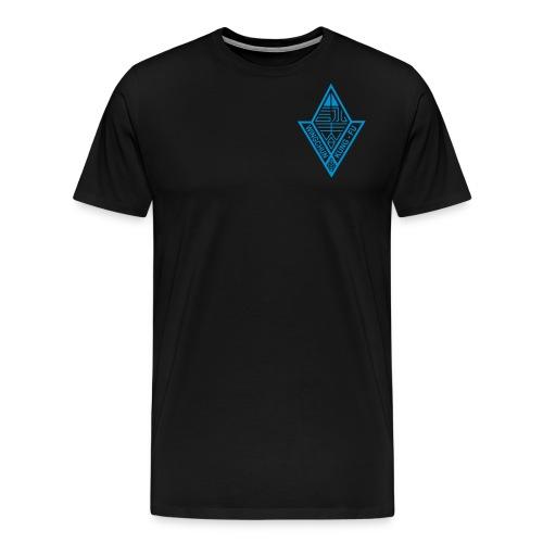 Wing-Chun-Logo - Männer Premium T-Shirt