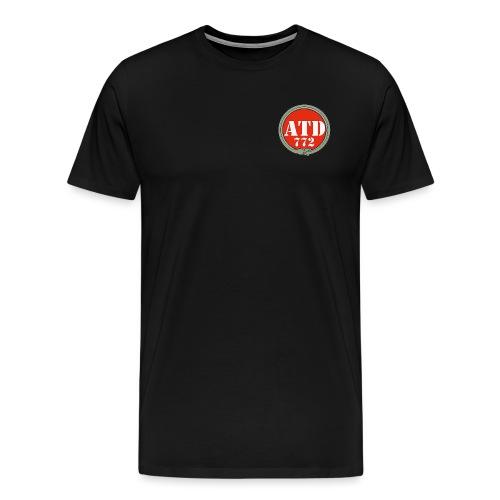 Logo Advanced Training Detachment 772 - Maglietta Premium da uomo